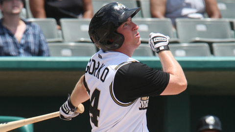Jedd Gyorko batted .333 with 25 homers and 114 RBIs in 2011.