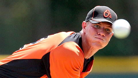 Dylan Bundy fanned 322 in 151 innings over two high school seasons.
