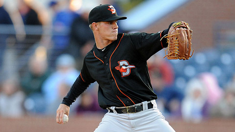 Dylan Bundy was named 2011 National High School Player of the Year.