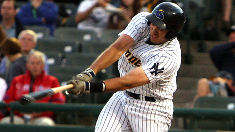 Cody Johnson clubbed 21 homers across two levels last season.