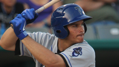 Nolan Arenado is fifth in the Texas League with a 1.109 OPS.