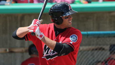 Steve Proscia is batting .356 with four homers and 11 RBIs.