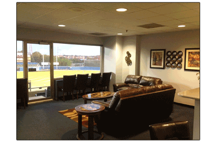 Luxury Suites Norfolk Tides Harbor Park