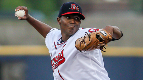 Julio Teheran is 2-1 with a 3.78 ERA in four starts this season.