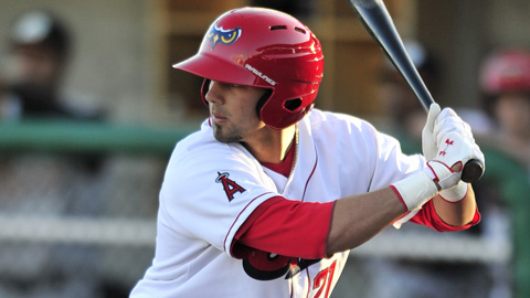 Kaleb Cowart has five homers in his last nine Midwest League games.
