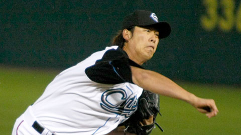 Chien-Ming Wang will start Monday for Syracuse in a game that will air on MLB Network.