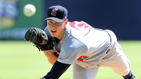 Jed Bradley, the 15th overall pick in 2011, has posted a 3.53 ERA this year.