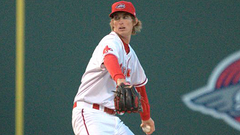 Henry Owens was selected by the Red Sox with the 36th overall pick in the 2011 Draft.
