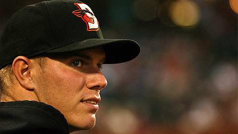 Baltimore's Dylan Bundy held opponents hitless in his first four starts.