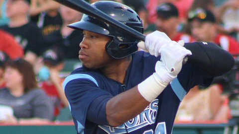 Jonathan Singleton is hitting .306 with 11 homers and 38 RBIs for the Hooks.