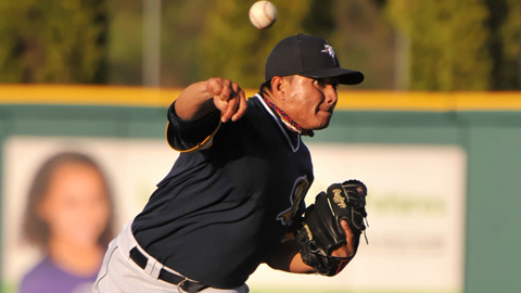 Erasmo Ramirez has a 3.11 ERA and 29 strikeouts over 37 2/3 innings in the PCL.
