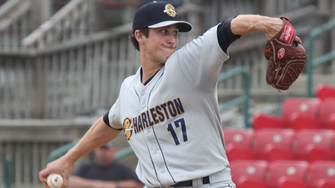 Bryan Mitchell is 4-4 with a 3.74 ERA in 12 starts for the RiverDogs.