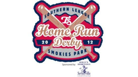 The 2012 Southern League Home Run Derby will be held at 6:00 on Tuesday, June 19 at Smokies Park
