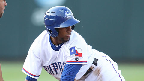 Julio Borbon has hit .328 with 41 runs and 32 RBIs over 57 games this year.