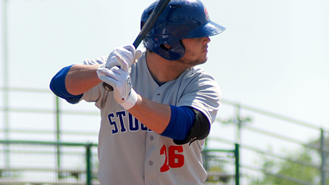 Miles Head leads the Cal League in hitting, on-base percentage and slugging.