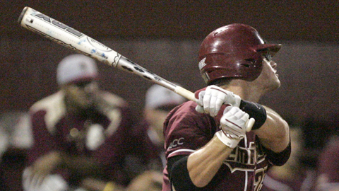 James Ramsey led the Florida State Seminoles with 13 homers and a .378 average in 2012.