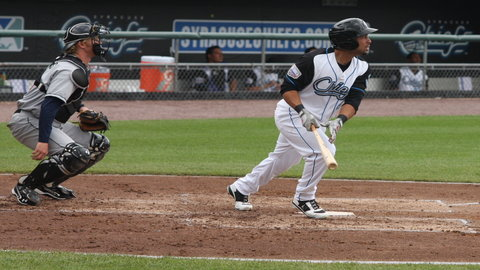 Xavier Paul had two hits, a home run and two RBIs on Monday.