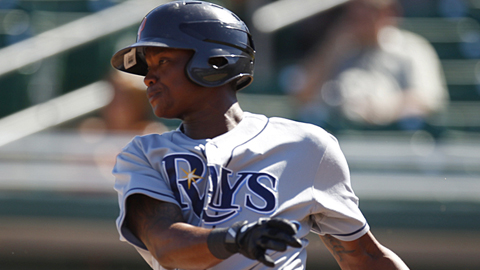Tim Beckham was the first overall pick in the 2008 Draft.