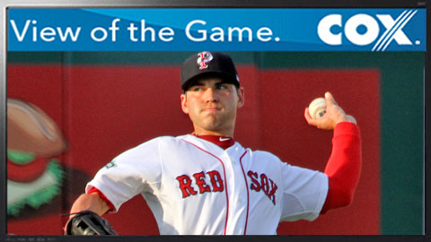 Jacoby Ellsbury went 0 for 4 in his first rehab appearance for the PawSox.