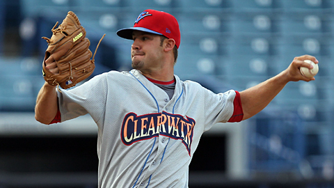 Clearwater's Adam Morgan fanned 16 over 13 scoreless innings this week.