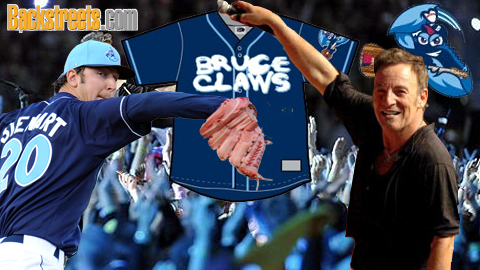 This will be the 5th year the BlueClaws become the BruceClaws.