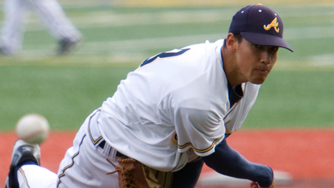 Robert Stephenson leads the Pioneer League with 33 strikeouts in six starts.