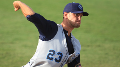 Jarred Cosart ranks 11th in the Texas League with a 3.53 ERA in 15 starts.