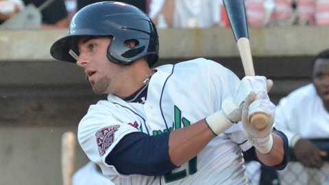 Kaleb Cowart opened 2012 in Class A and had 54 RBIs in 66 games.