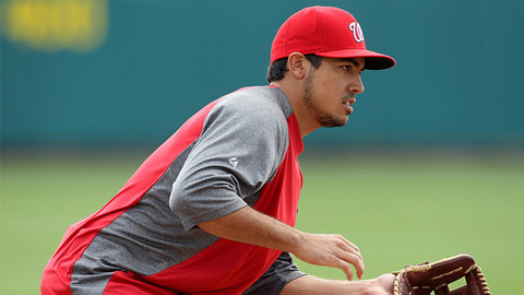 Anthony Rendon doubled twice and scored three runs in Thursday's rout.