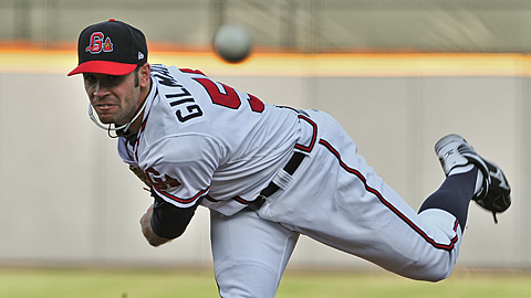 Sean Gilmartin is 1-1 with a 3.54 ERA in three Triple-A starts.