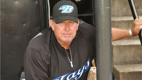 Dennis Holmberg is in his second season managing in Bluefield.