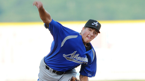 Gausman, the fourth overall draftee last June, made his pro debut on Aug. 6.