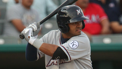 Christian Colon owned a .289/.364/.392 batting line at Double-A.