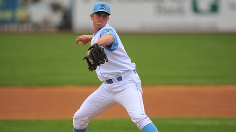 Jason Adam picked up his fifth victory on Wednesday, throwing six shutout innings.