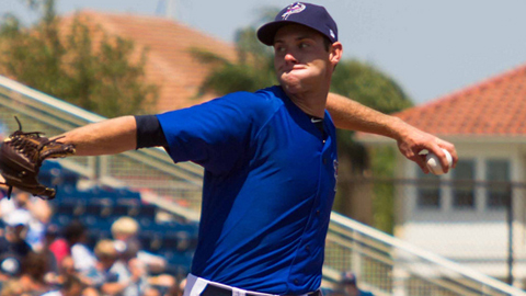 Tony Cingrani is 5-3 with a 1.81 ERA in 13 Southern League starts for Pensacola.