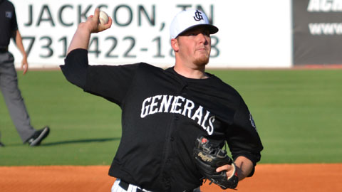 Brandon Maurer ranks second in the Southern League with 137 2/3 innings.