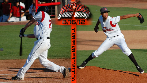Joe Rapp (left) drove in two runs while Joan Gregorio (right) pitched effectively in Thursday's win over the Em's.