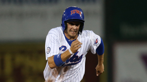 Tony Campana is swinging a hot bat in Venezuela.