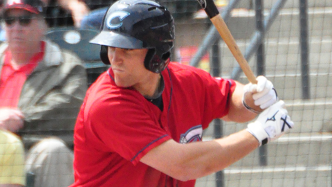 Cord Phelps has 16 homers and 54 RBIs in 118 games for the Clippers.