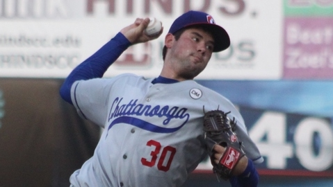 Zach Lee has allowed one run in two consecutive starts.