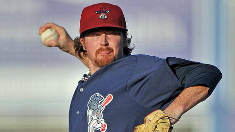 Tyson Brummett is 1-2 with a 1.08 ERA in six starts for Lehigh Valley.