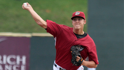 Jameson Taillon nabbed E.L. Pitcher of the Week honors in his first week in Double-A