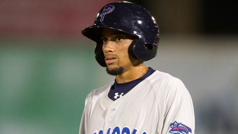 Billy Hamilton has had two four-steal games for Pensacola.