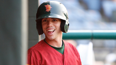 Boise's Stephen Bruno batted .366 in 12 games versus Yakima.