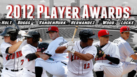The Indianapolis Indians will honor their postseason award winners on Friday night.