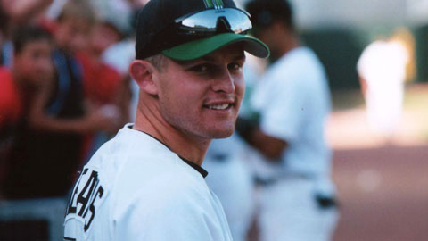 Austin Kearns with the Dragons in 2000.