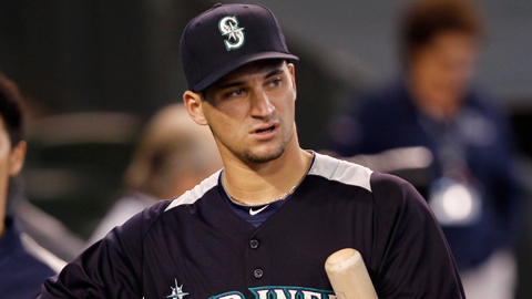 Mike Zunino was drafted third overall by the Mariners this year.