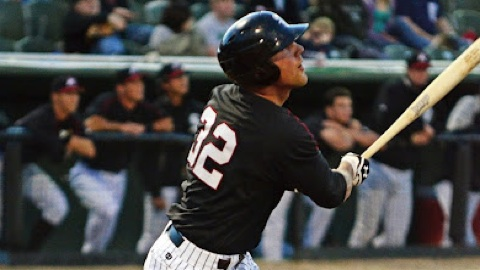 Catcher Kevan Smith is one of four 2012 Intimidators named a White Sox Organization All-Star. He earned a promotion on July 25.