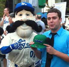Lexington Mustache Cap