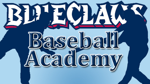 Youth players can receive top notch instruction this winter through BlueClaws Baseball Academy.